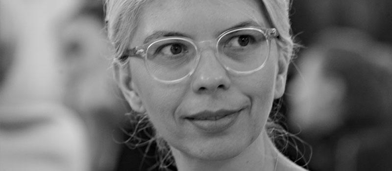 Maria Bodrožić © Hartwig Klappert