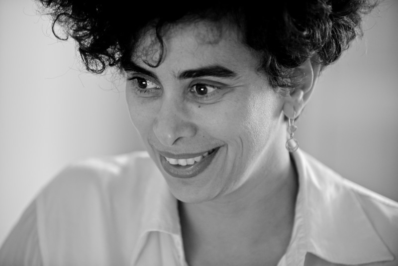 Adania Shibli © Hartwig Klappert