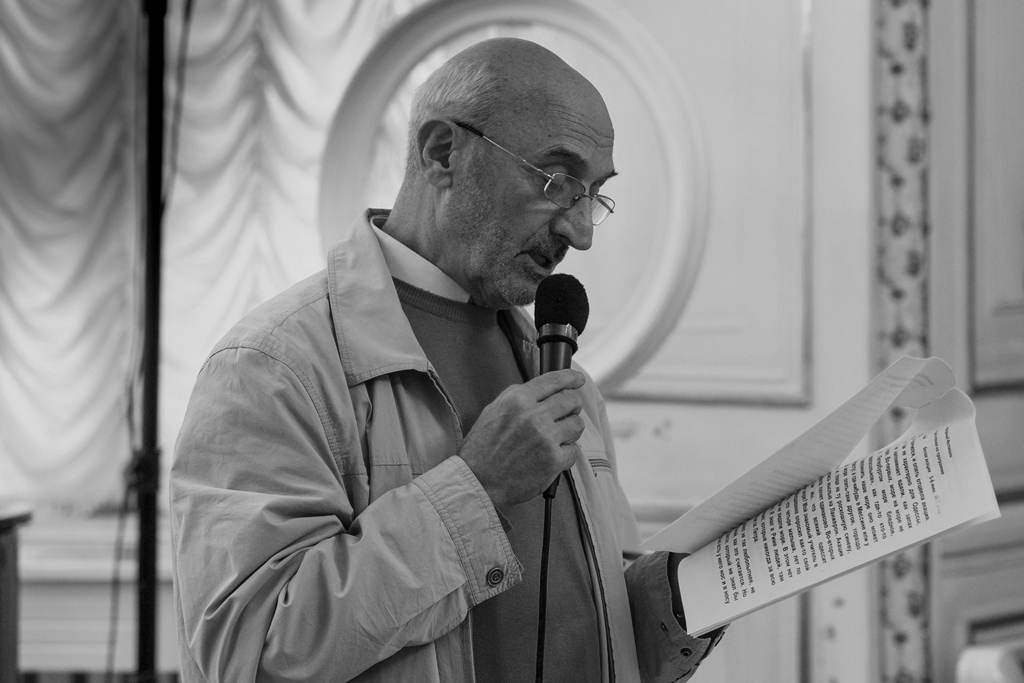 Gennadiy Katsen © Ali Ghandtschi