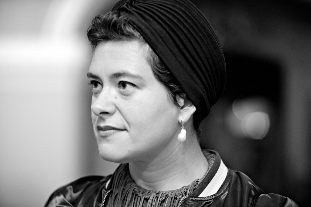 Nora Gomringer © Hartwig Klappert