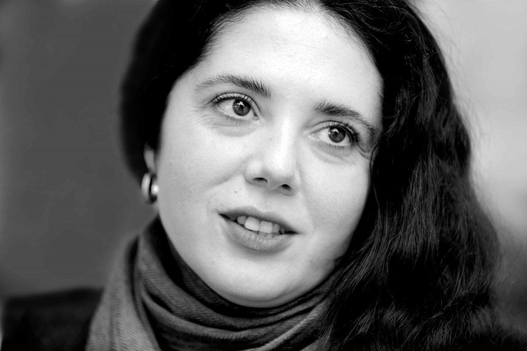Marjana Gaponenko © Hartwig Klappert