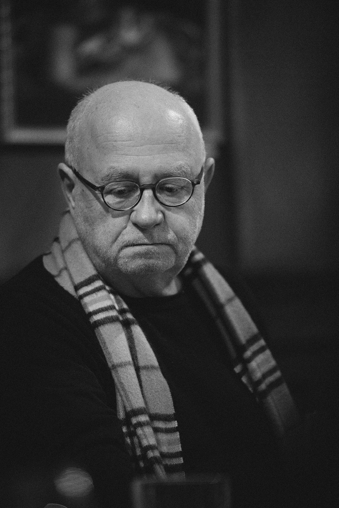 Rolf Hosfeld © Ali Ghandtschi