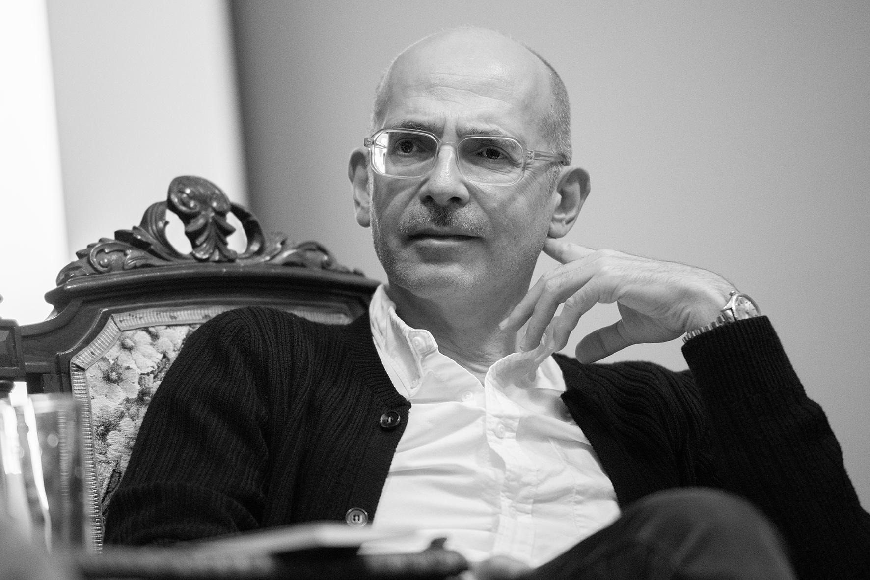 Maxim Biller (c) Ali Ghandtschi